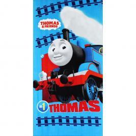 Thomas a gőzmozdony pamut strand törölköző