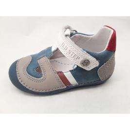 D.D.Step nyitott fiú cipő