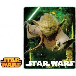 Star Wars - Yoda polár takaró