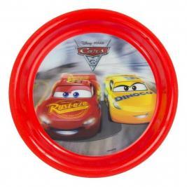 Verdák 3D műanyag tányér