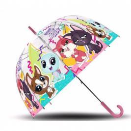 Littlest Pet Shop kupolás esernyő