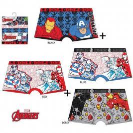 Avengers - Bosszúállók 2 db-os boxer alsónadrág