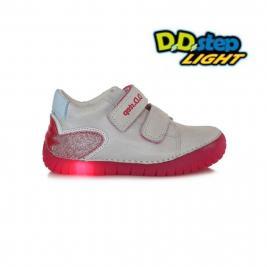 D.D.Step világító talpú kislány cipő