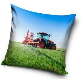 Traktor párna 40*40 cm