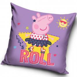 Peppa Malac - Peppa Pig párnahuzat 40*40 cm