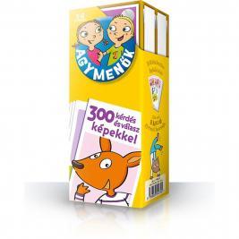 Agymenők kártyacsomag 5-6 éveseknek