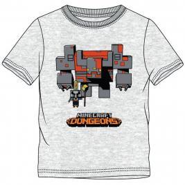 Minecraft rövid ujjú fiú póló