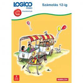 LOGICO Primo 3247 - Számolás 12-ig