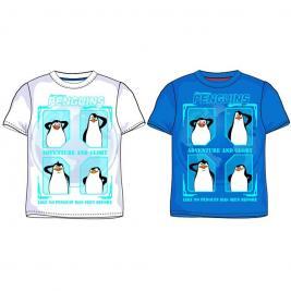 Madagaszkár Pingvinjei rövid ujjú póló