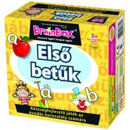 Brainbox Első betűk - memória és betű játék kicsiknek