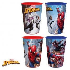 Pókember 4 darabos pohár szett