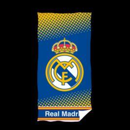 Real Madrid pamut strand törölköző