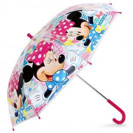 Minnie egér átlátszó esernyő 82 cm