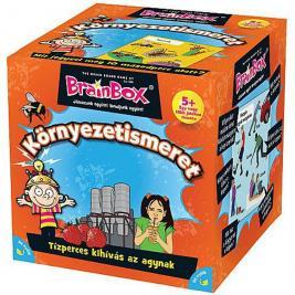 Brainbox Környezetismeret - memória és kvíz kérdések játék