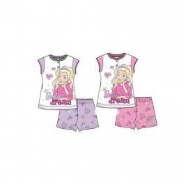 Barbie pamut rövid pizsama