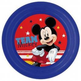 Mickey egér 3D műanyag tányér