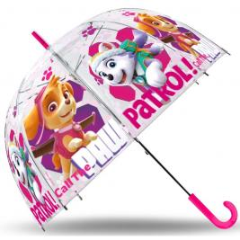 Mancsőrjárat Skye átlátszó esernyő