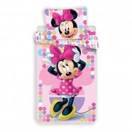 Minnie egér - Minnie Mouse ágyneműhuzat 140*200 és 70*90 cm