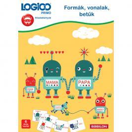 LOGICO Primo 3244 - Formák, vonalak, betűk