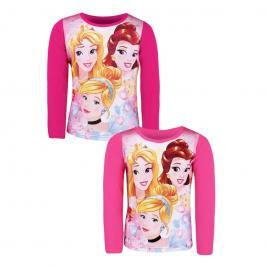 Hercegnők hosszú ujjú pamut póló