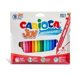 Carioca 18 db-os lemosható filc