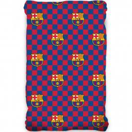 FC Barcelona gumis lepedő 90*200 cm