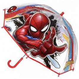Pókember - Spiderman átlátszó esernyő 45 cm