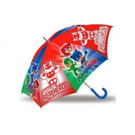 PJ Masks - Pizsi hősök félautomata vászon esernyő