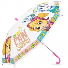 Mancs Őrjárat átlátszó esernyő