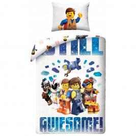 Lego Movie2 ágyneműhuzat 140*200 és 70*90 cm