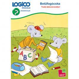 LOGICO Piccolo 3314 - Betűfogócska: Tedd ábécérendbe!