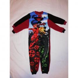 Miraculous Ladybug - Csodálatos Katicabogár egyrészes polár pizsama