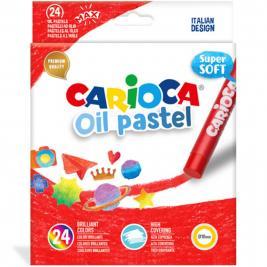 Carioca 24 db-os olajpasztell kréta