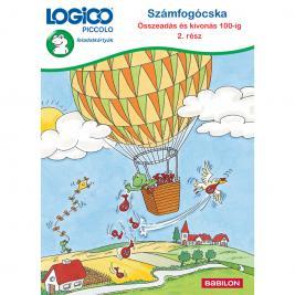 LOGICO Piccolo 3481 - Számfogócska: Összeadás és kivonás 100-ig 2. rész