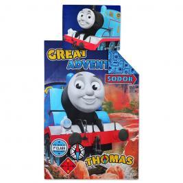 Thomas a gőzmozdony 140*200 cm és 70*90 cm ágyneműhuzat