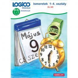 LOGICO Piccolo 3463 - Ismeretek 1-4. osztály: Az idő
