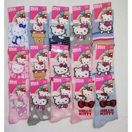 Hello Kitty 5 db-os zokni szett